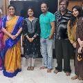 Actor Arjun visits Roja house in Nagari
