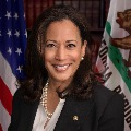 Kamala Harris emotional at her speech after victory
