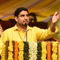 TDP MLC Nara Lokesh slams YS Jagan on court cases issue