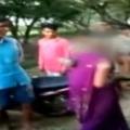 Woman Man Shamed Paraded In UP Village Residents Filmed It