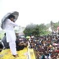 Pawan Kalyan visits Poya village of Srikalahasti constituency