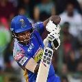 Rajasthan Royals Win on Chennai Super Kings