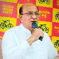 TDP leader Gorantla condemns Vijayasay Reddy letter to Union aviation ministry over Bhogapuram