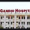 Thieves stoles valuables from corona patients in Gandhi Hospital