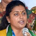 We survived safely from Niver cyclone due to jagan says Roja