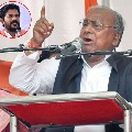 V Hanumantha Rao vs Revanth Reddy in Rythu Polikeka