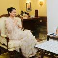 Bollywood actress Kangana Ranaut met Maharashtra Governor