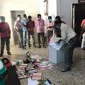 Political Row Over Fire At Kerala Secretariat