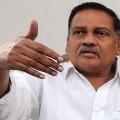 just wrote a letter Mandali Buddaprasad criticized CM Jagan