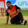 Injured Bhuvaneshwar ruled out of ongoing IPL