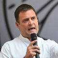 Rahul Gandhi Blames Modi on recession report
