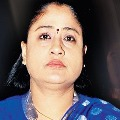 Manickam Tagore went to Vijayashanti home