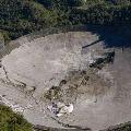 Massive Arecibo Telescope Collapsed