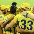 Corona negative for all in Chennai Super Kings franchise