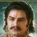 First look poster of Balakrishnas Narthanasala