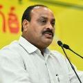 Jagan reconstructing temples because of Hindus anger says Atchannaidu