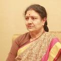 Sasikala health is stable as per latest health bulletin