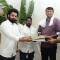Nandamuri Kalyanram new movie launched