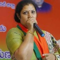 Purandeswari responds on Atchannaidu arrest