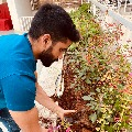Naga Chaitanya participates in Green India Challenge and further nominated Rakul Preet