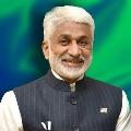 Vijayasai Reddy comments on Atchannanidu health condition