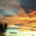 Wonder Visuals in Sky Near Nellore
