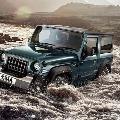 Mahindra and Mahindra launches all new off road vehicle Thar
