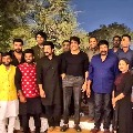 chiru family group pic goes viral