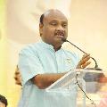Ayyanna Patrudu says CM Jagan back steps for Chandrababu challenge