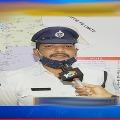 Traffic police Babji talks to media