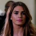 Trump Top Adviser Hope Hicks Gets Corona