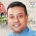 Maharashtra govt will collapse shortly says Sambit Patra