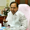 CM KCR shocks after heard about Krishna district road accident