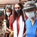 Court extends judicial custody to Ragini Dwivedi in drugs scam
