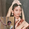 Chiranjeevi shares his grand daughter acting video