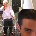 grandmother shooting skills video goes viral