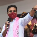 KTR mind blowing answer to reporters question