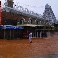 cyclone nivar effect srivari stairway closed temporarily