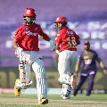 KXIP lost to KKR in a thrilling match