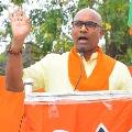 BJP MP Arvind slams CM KCR and his son KTR