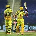 CSK wins over Mumbi in IPL first match