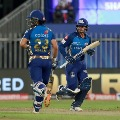 Mumbai Indians beat Chennai Super Kings by ten wickets