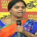 Volunteers are Vasul Rajas says Panchumarthi Anuradha
