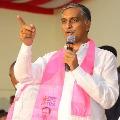 Harish Rao campaign continues in Dubbaka constituency