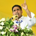 Nara Lokesh says tears from farmers not good for state