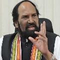 BJP and TRS dark deal exposed says Uttam Kumar Reddy