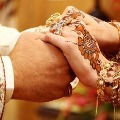 Newly Wed Man Maintains Physical Distance From Wife