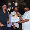Nagarjuna new movie starts in HYderabad