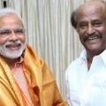 Rajinikanth thanked PM Modi