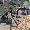 Pakistan troops fires across borders in Jammu Kasmir